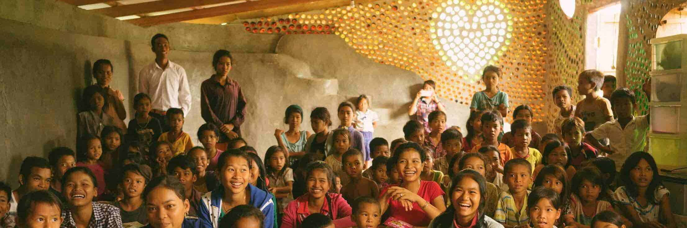 sustainable ngo non profit internships in Asia