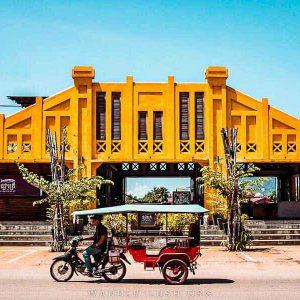 Kmpot, cambodia