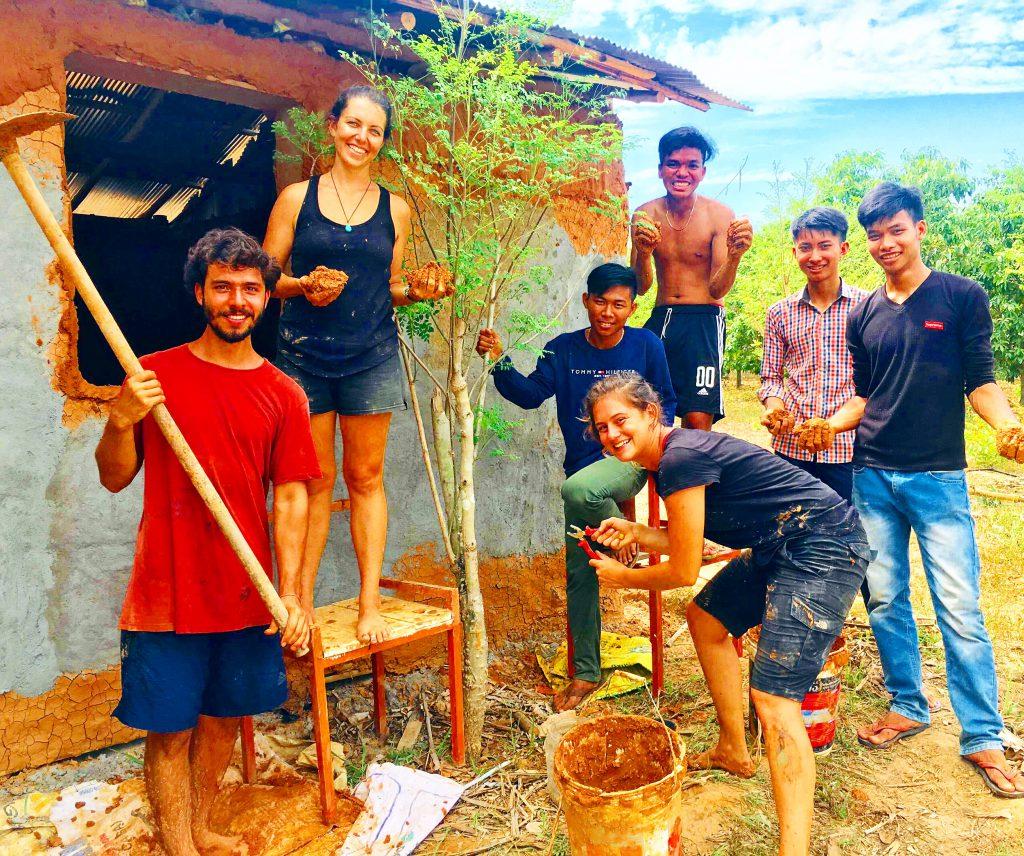 sustainable building ecobuilding sustainable development eco internship umbuntu ecovillage